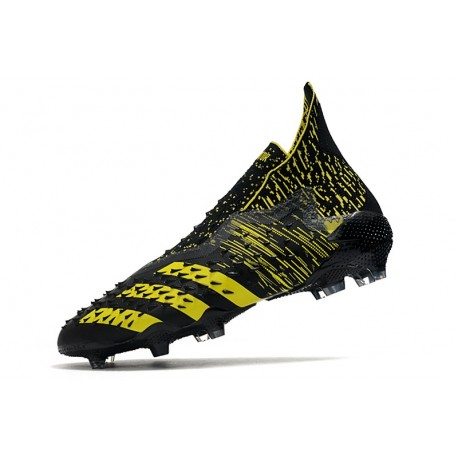 Chaussure de Foot Meilleur Nike Hypervenom Phantom II FG Tout Noir