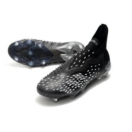 Nouvelle Nike Crampons de Football Hypervenom Phantom 2 FG Noir Orange