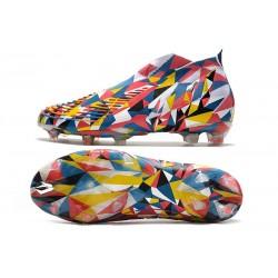 Crampons de Football Nouvelles Nike Magista Obra FG ACC Or Jaune
