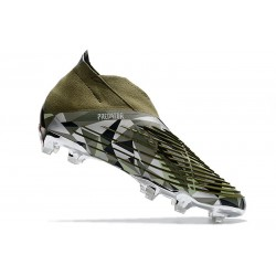 Power Clash Crampons Nike Mercurial Superfly FG ACC Violet Vert Noir