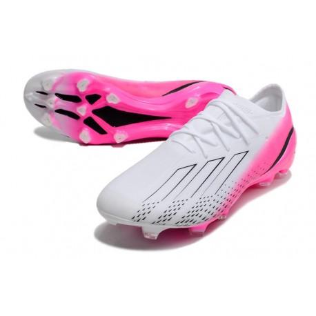 Chaussures Foot Nouvel 2016 adidas X 16+ Purechaos FG Bleu Noir