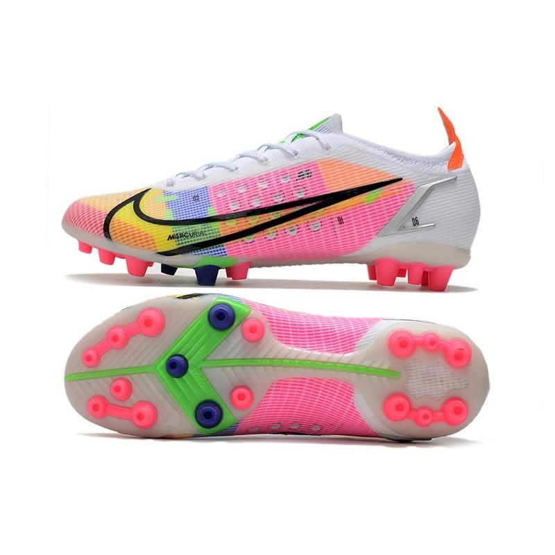 Nouveau Adidas Crampons X 15.1 FGAG Homme Rose Noir